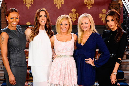 The Family Show talk about the return of The Spice Girls